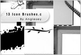 Icon Brushes.c by anglesey