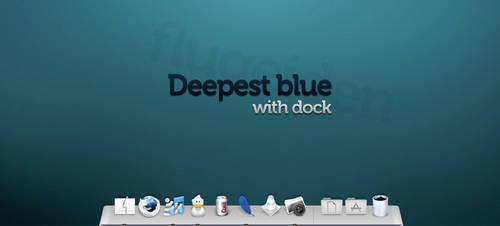 Deepest Blue by flugeiden