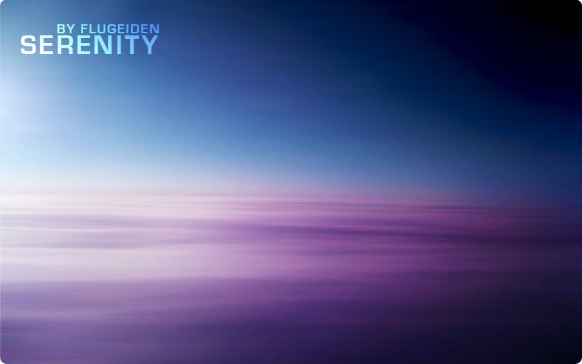Serenity - Wallpaper by flugeiden