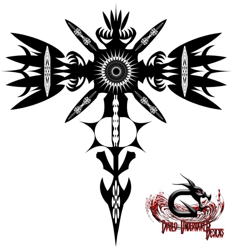 Tribal_Staff of the Apocalypse by diabloUNDERWRLD on ... - photo#4