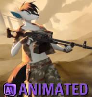 Operation Sandstrom Animated