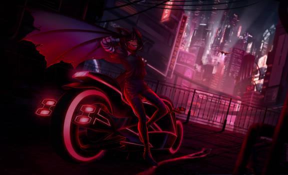 City Nights - Animated
