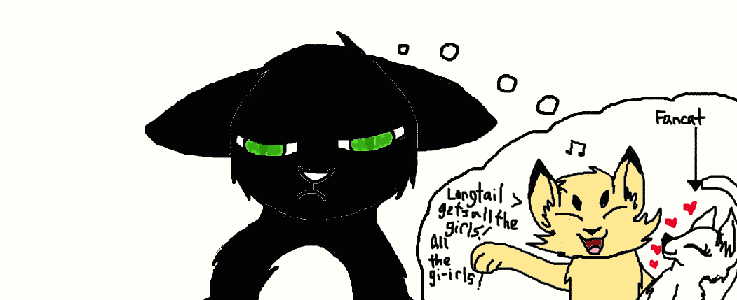 Ravenpaw Is Sad And Angry... SSSwarriorcats Style. By