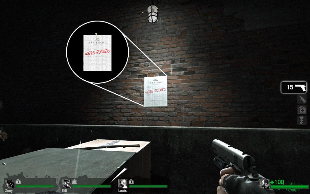 Как сделать спрей в left 4 dead