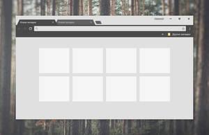 GROVE Light Chrome theme by Aleksandr009