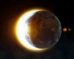 Blue planet by maxludok