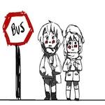 faberry:parada de bus by qesito