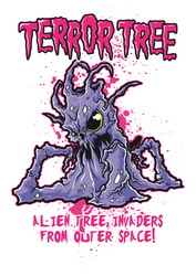 Terror tree by JoeLercio