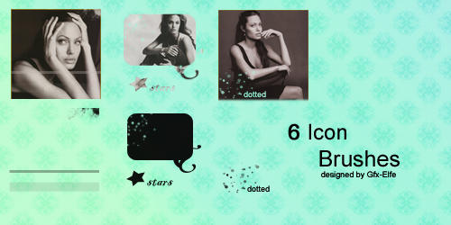 Icon Brushes by gfx-elfe