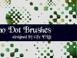 Dot brushes by gfx-elfe