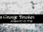 Grunge Brushes No 2