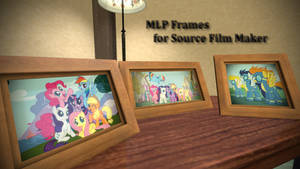MLP Frames w/Download [SFM Resource]