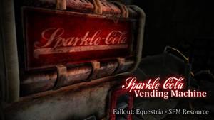 Sparkle Cola - Fallout Equestria [SFM Resource]