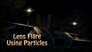 Lens Flare Particle v1.0 [SFM Resource] by argodaemon