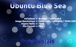 Ubuntu Blue Sea