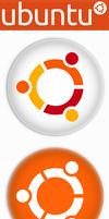 Custom Ubuntu Logos by sonicboom1226