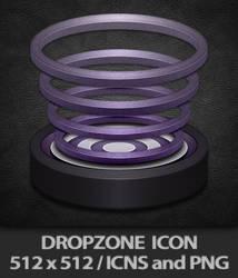 Dropzone Icon