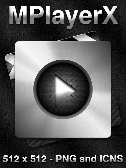 MPlayerX icon