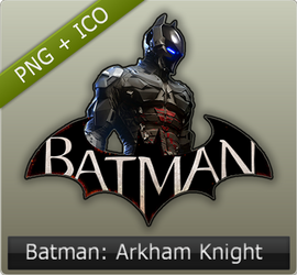 Batman: arkham knight icon