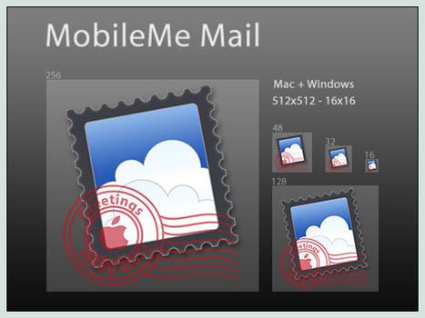 MobileMe Mail Icon