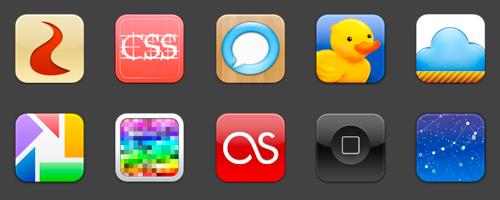 Phoney Icons
