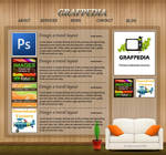 Realistic Website Layout