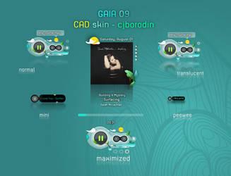 GAIA 09 CAD skin by calebwye
