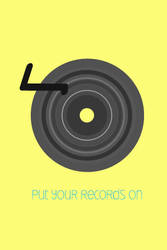 Put Your Records On by calebwye