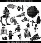 Lego Star Wars Brushes