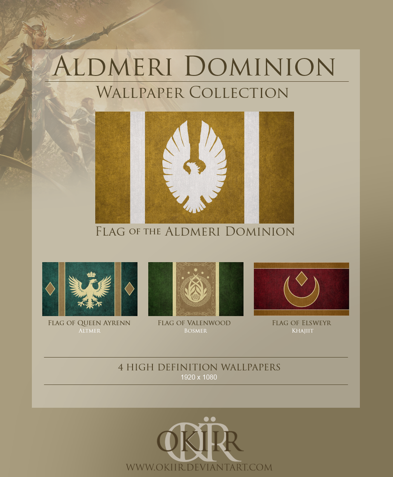 The Elder Scrolls: Aldmeri Dominion Collection by okiir