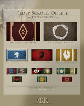 The Elder Scrolls: Complete Wallpaper Collection