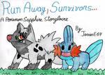 Run Away, Survivors: A Sapphire Storylocke 07