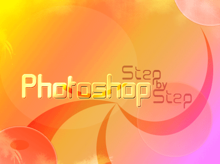 learning photoshop step by step pdf