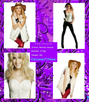 Photopack de tini stoessel by edicionestitilove by TheFantasyOfMyDream