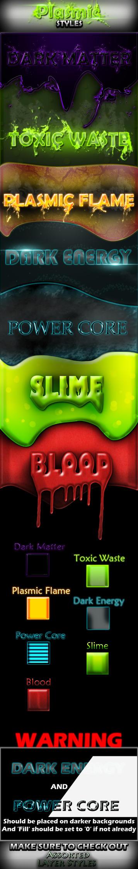 Plasmic Styles -FREE- by Xiox231