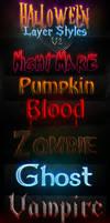 Halloween Styles V2 -FREE-