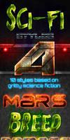 Horror Sci Fi Styles -FREE-