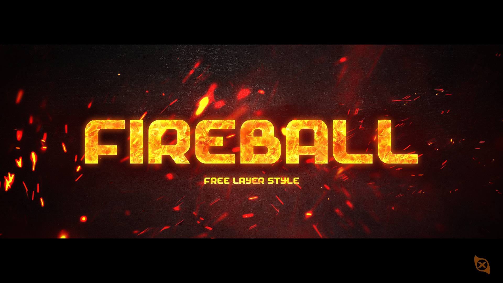fireball layer style free by xiox231 on deviantart