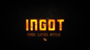 Ingot Layer Style - FREE -