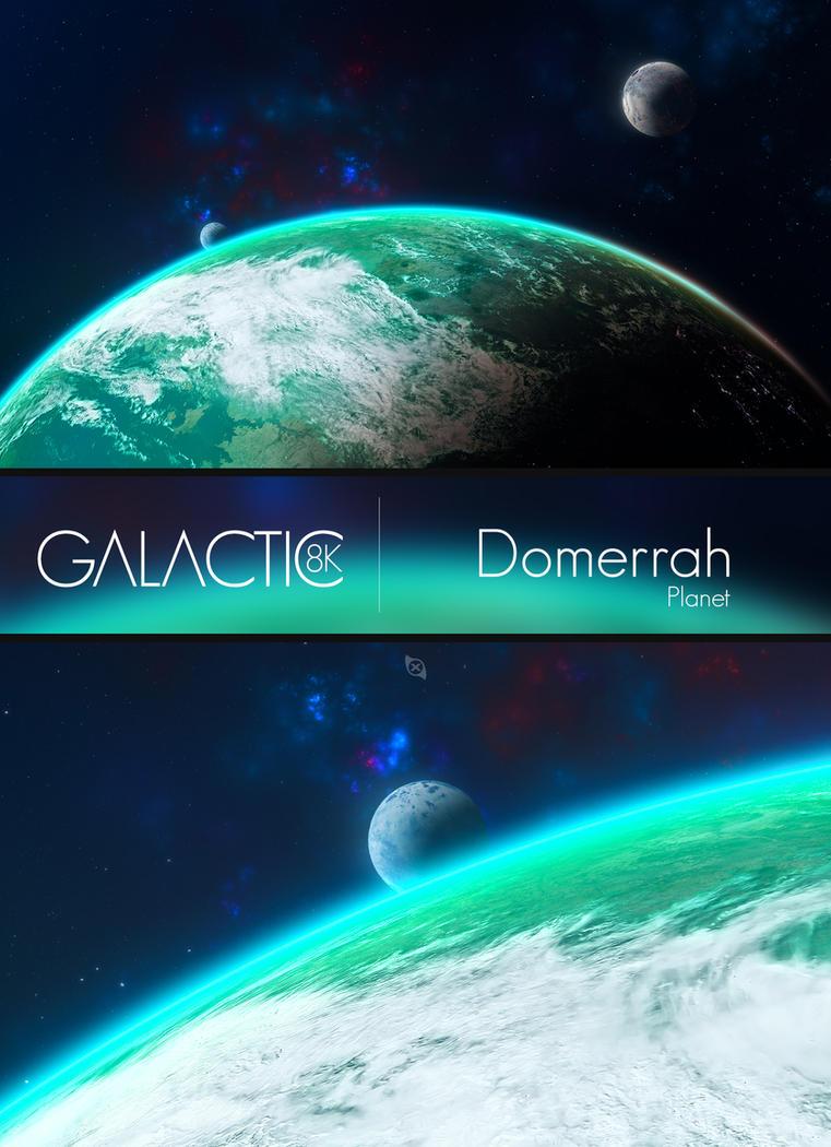 Domerrah - WALLPAPER - by Xiox231