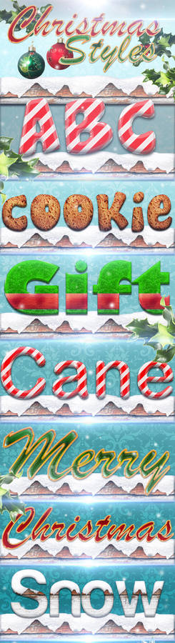 Christmas Styles -FREE-