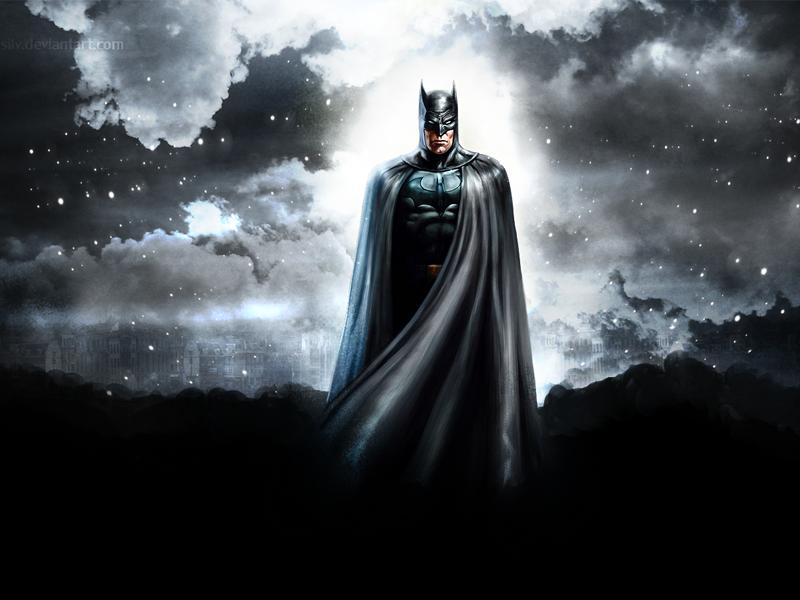 batman wallpaper by dasilv on deviantart