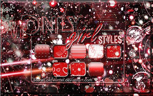 ~OnlyGirl{Styles}SCW by LetMeHeart