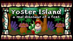 Yoster Island by codeman38