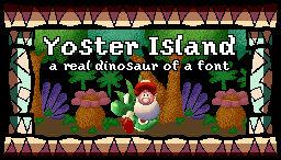 Yoster Island