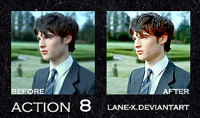 action 8 by Lane-X