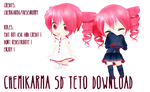 chemikarma sd teto download - teto birthday gift !