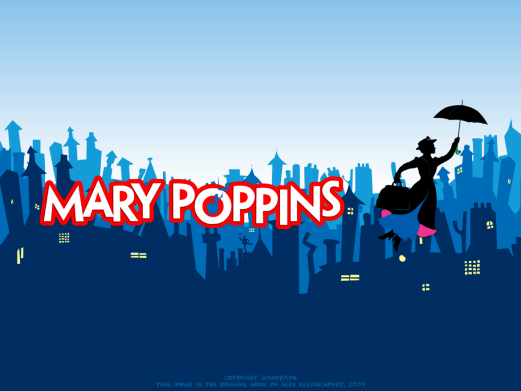 Mary poppins wallpaper by kproductions on deviantart - Mary poppins wallpaper ...