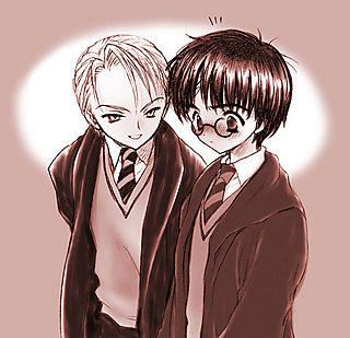 Harry potter chat room drarry fanfic