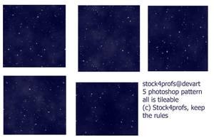 Photoshop Tileable Sky Pattern